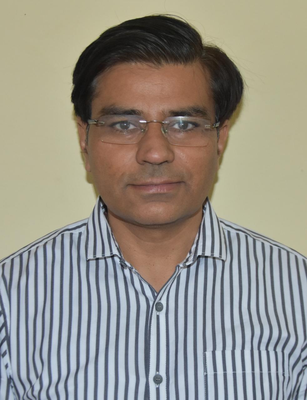 Er. Sanjeev Dutt Sharma