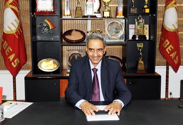 इंजी. देवेंद्र कुमार शर्मा द्वारा अध्यक्ष, बीबीएमबी के रूप में कार्यभार ग्रहण